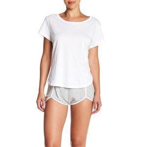 Wildfox Heather Gray Lane Shorts